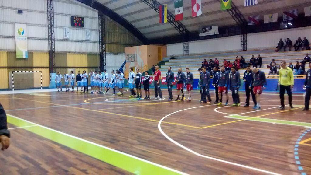 Jornada 1: panamericano Adulto Masculino 2014 | Mundo Handball