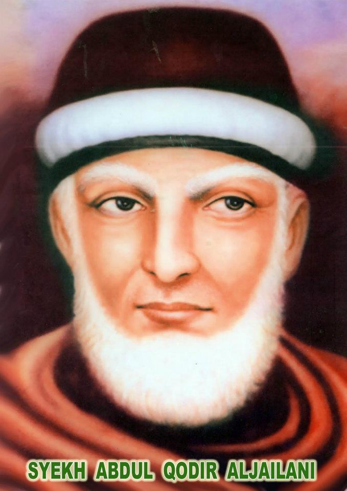... - Nasihat Spiritual Hazrat Maulana Syaikh Abdul Qadir al Jailani