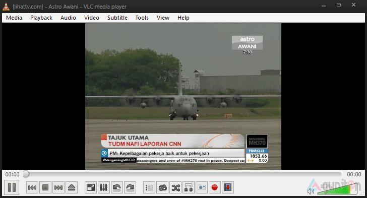 Cara Nonton TV di Komputer dengan VLC Media Player