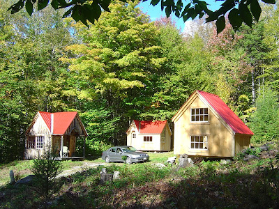 Tiny house n 39 shed compound in new for Compound home plans