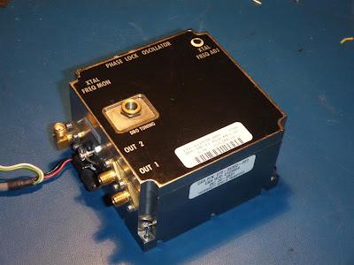 10Ghz PLL oscillator