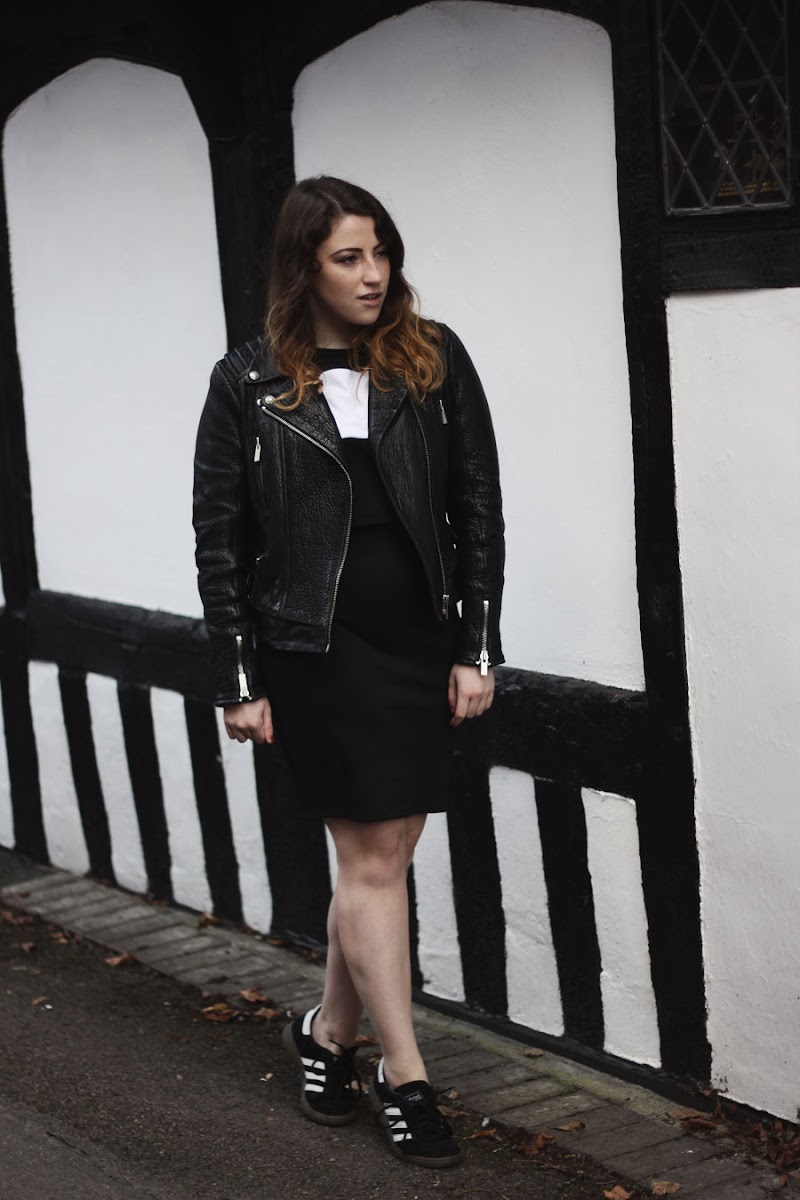 house of fraser dresses blogger