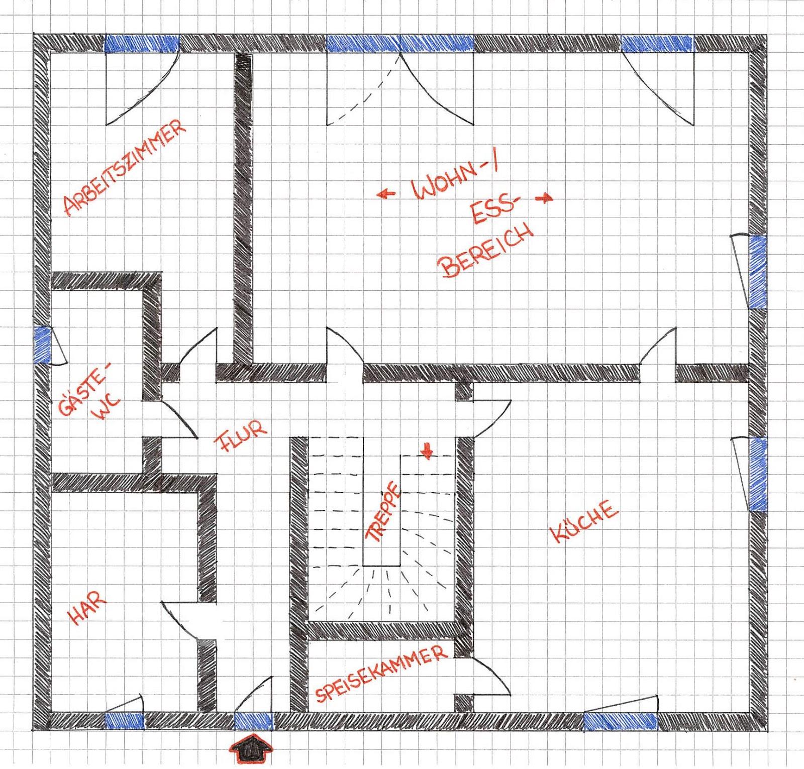 Wir bauen mit massa haus der architektentermin for Wohnzimmer quadratisch grundriss