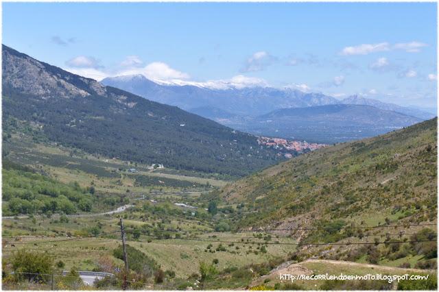 Vista desde Alto Cruz Verde