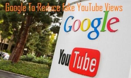 Google To Reduce fake YouTube Views