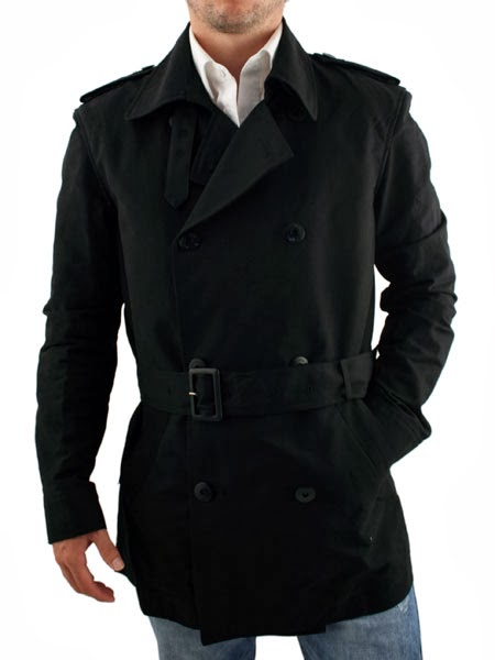 JHAKAAS Trench Coat For Men And Boys