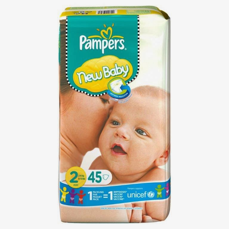 pampers 2 aktion
