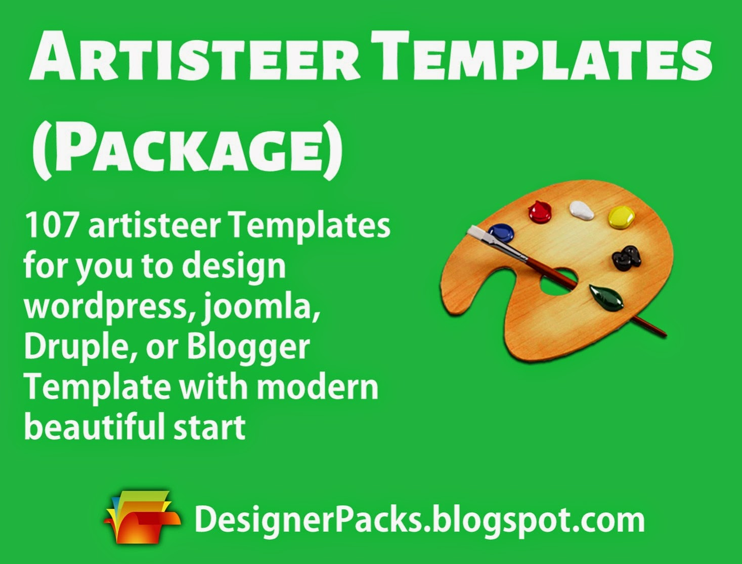 107 Artisteer Templates PACK FREE download ~ Designer packs