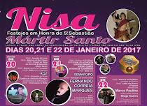NISA: FESTAS EM HONRA DO MÁRTIR SANTO