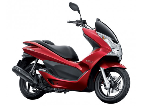 Honda PCX 150 2013 With ISS Technology - The New Autocar