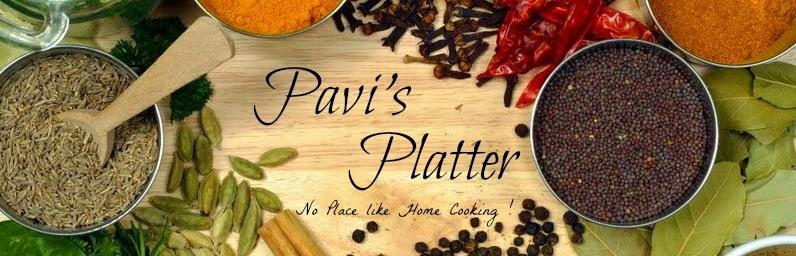 Pavi's Platter