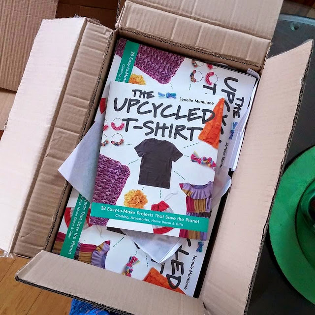 Tshirt Upcycling Projects Book