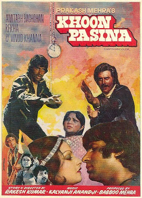 Watch Online Khoon Pasina 1977 Full Hindi Movie Free Download