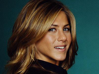 American actress Jennifer Aniston