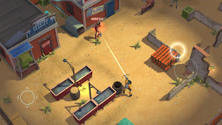 Game Space Marshals MOD APK+DATA New Version