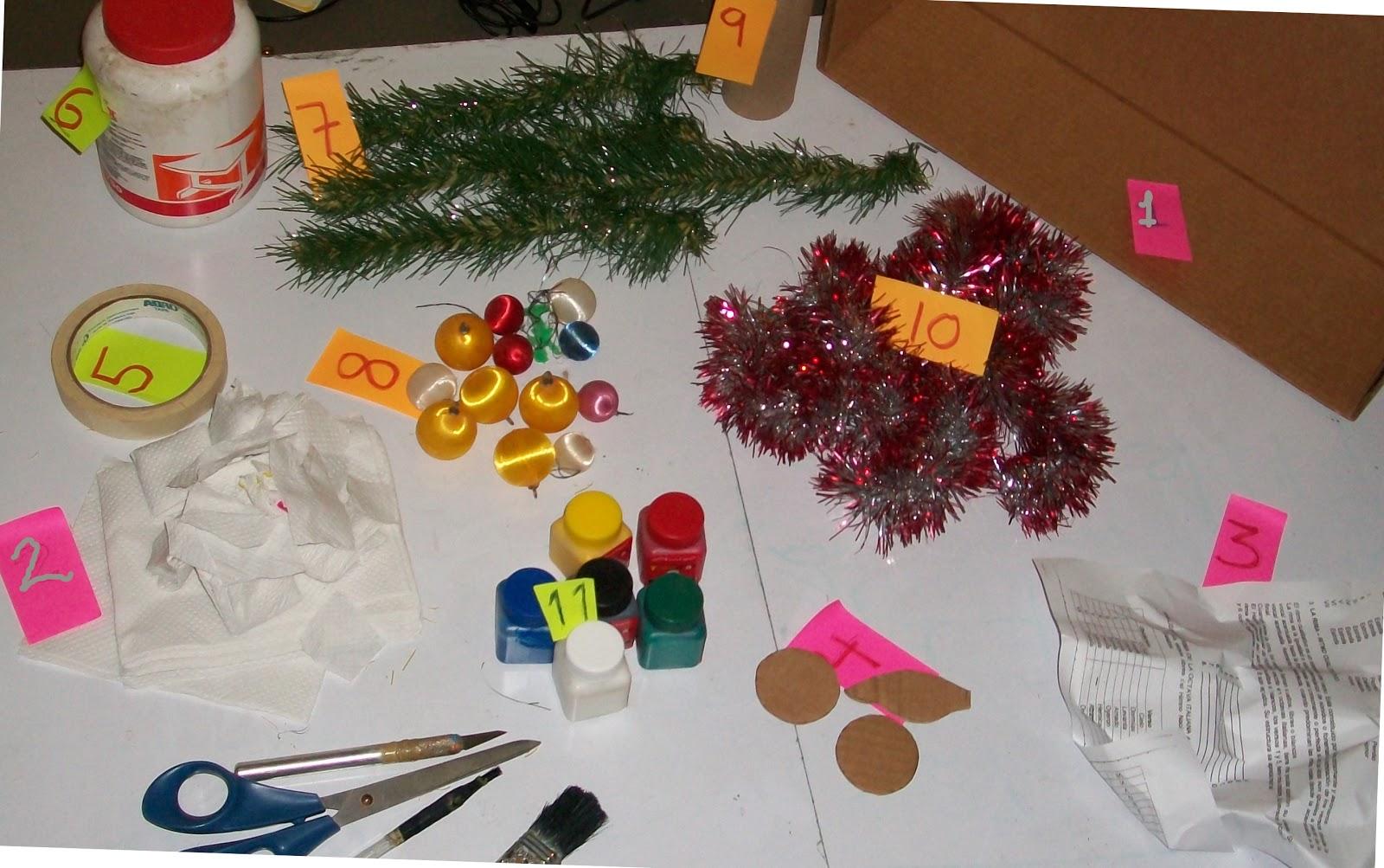 Diy centro de mesa navide o bebloggera - Centros de mesa navidenos faciles ...