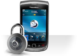 Gadget News - Cara Mengamankan Data Penting di BlackBerry