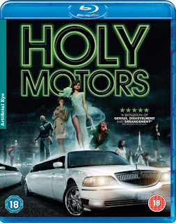 Holy Motors (2012) BRRip 750MB MKV