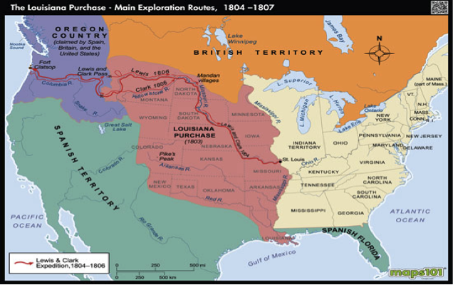 USHAPLAHS Major Changes To US Territory Over The Years - Us territory acquisition map