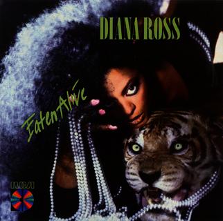 Diana Ross - Eaten Alive Lyrics | Musixmatch