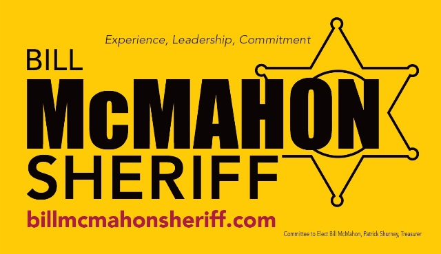 Bill McMahon for Howard County Sheriff