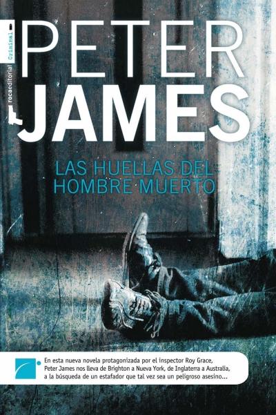 Las huellas de un hombre muerto - Peter James [DOC | EPUB | FB2 | MOBI | Español | 1.49 MB]