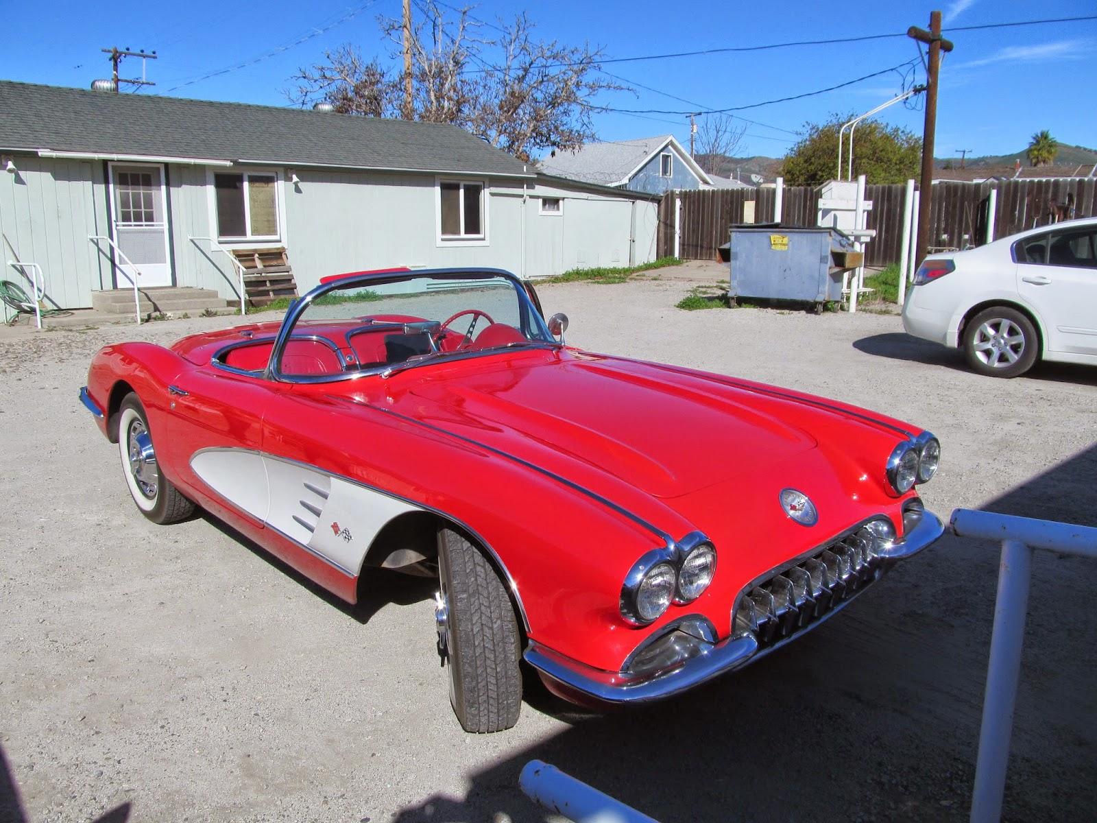 voices from the future 1959 chevy corvette