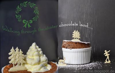 Gewürz-Schokoladen Soufflé von Simone