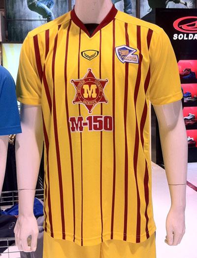 Osotspa Saraburi F.C. Home Shirt