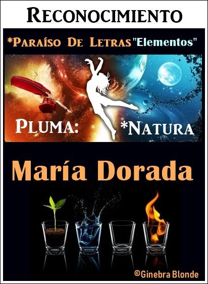 Reconocimiento Pluma Natura