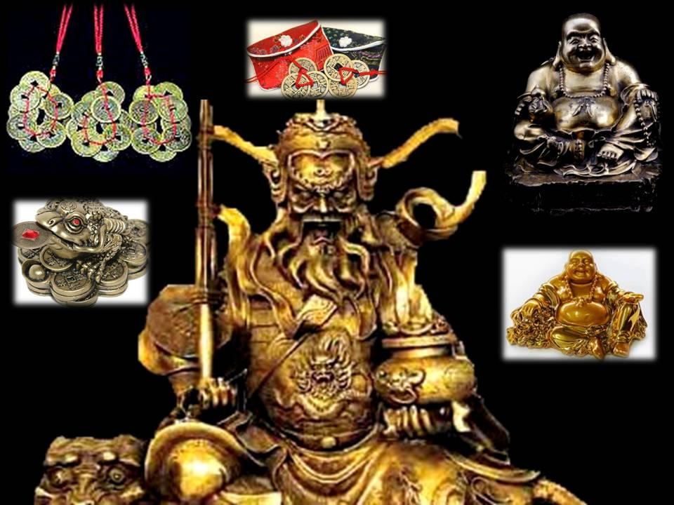 Oraciones para dinero y fortuna talismanes chinos para - Cosas que atraen buena suerte ...