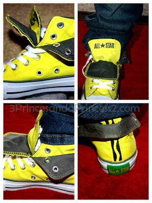 Crayola Converse Sneakers