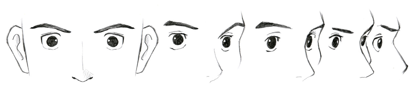 how to draw manga eyes pdf