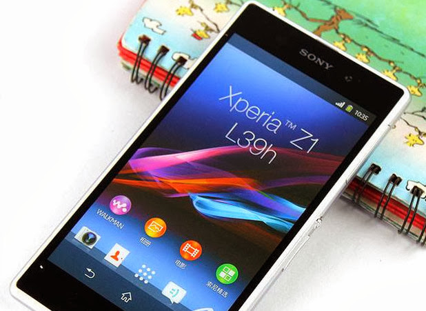 Sony Xperia Z1 – All Set for Pixel Wars !