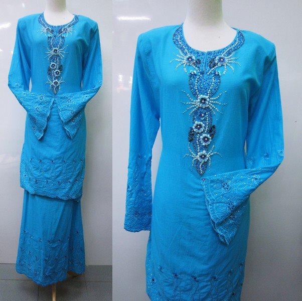 Purplepink Nhur Sheeqah Blog Design Terbaru Baju Kurung Moden 2013