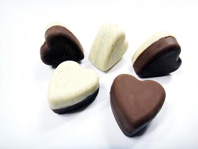 Milk Chocolate Hearts G Lasting Memories