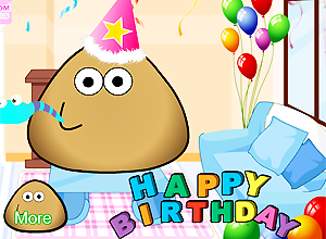 Happy Birthday Pou