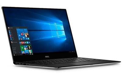 O notebook Dell XPS 13 tem borda ultrafina é compatível com novo USB-C e é construído com alumínio, fibra de carbono e Gorilla Glass