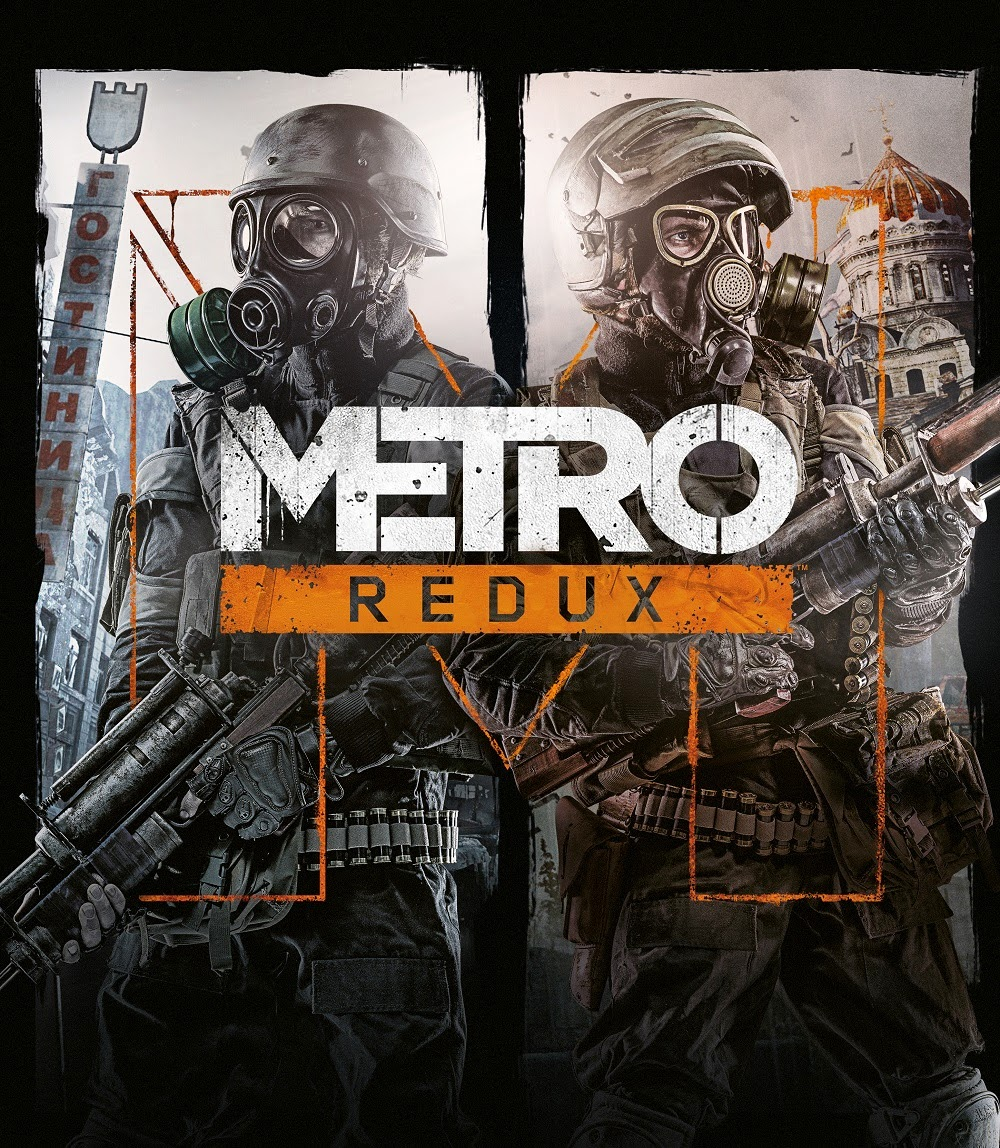 METRO REDUX BUNDLE-BLACK BOX