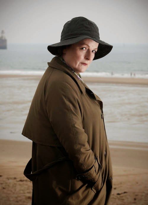Brenda Blethyn as Vera, ITV