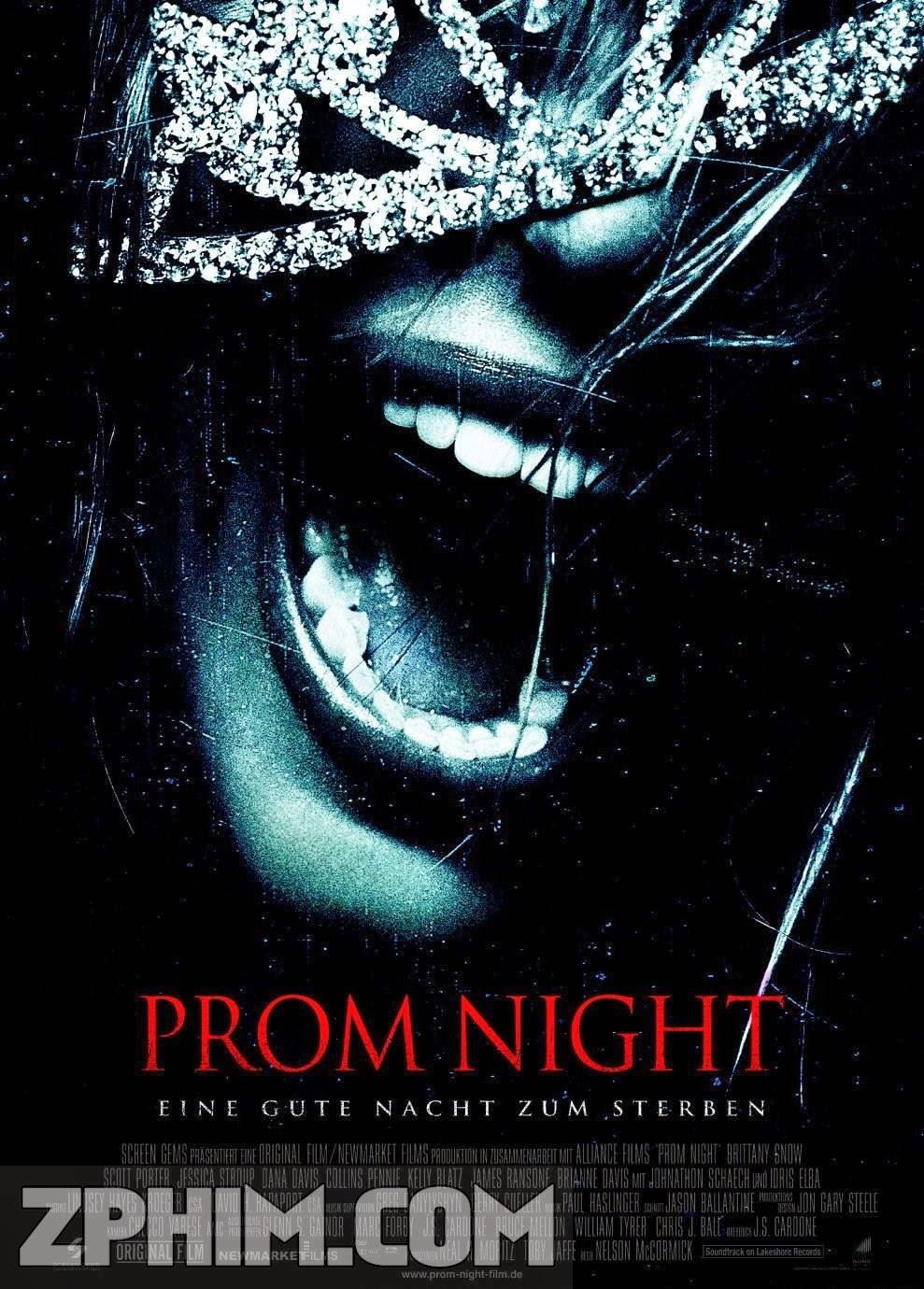 Kẻ Săn Đêm - Prom Night (2008) Poster