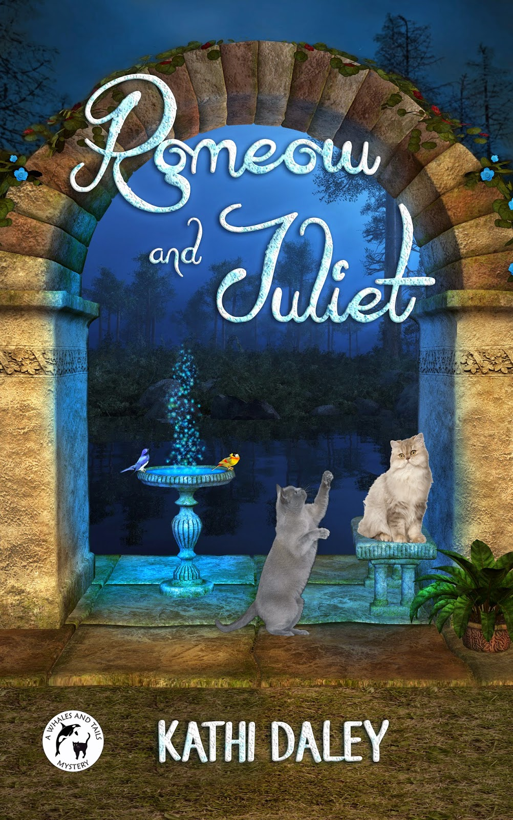 Romeow And Juliet: In The First Installment Of The Series, Caitlin And Her  Dog Max Find The Body Of A Member Of The Island Council Dead In The Back  Room Of