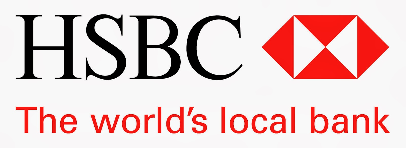 The world's local bank.