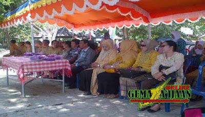 PKK Kotabaru Gelar Halal bi Halal