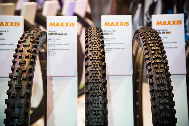 Novedades Maxxis 2016