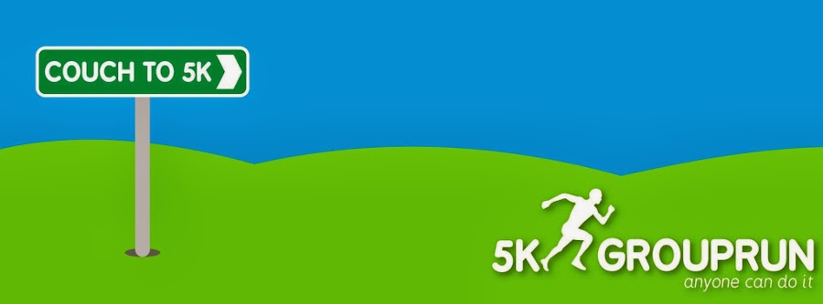 5kGroupRun NHS Couch To 5K Plan