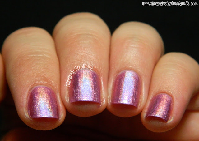 China Glaze Astro-Hot