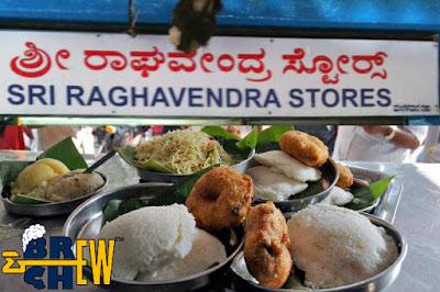 Raghavendra Stores, Malleshwaram, Idli