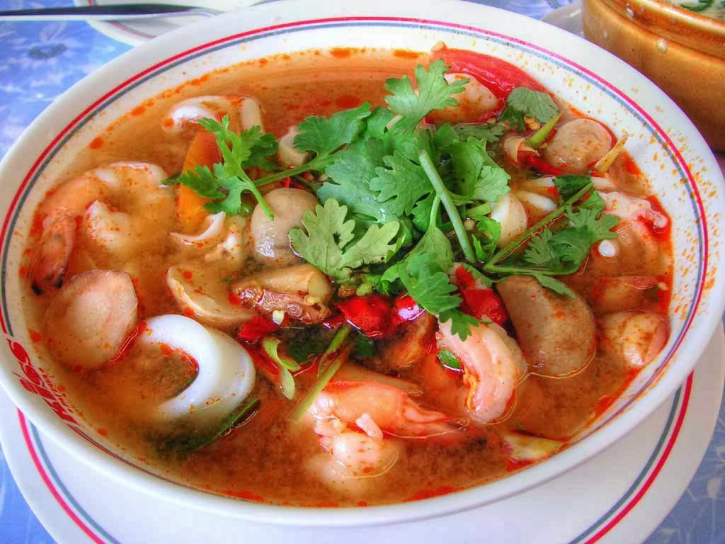 Tom Yum Goong, Thailand