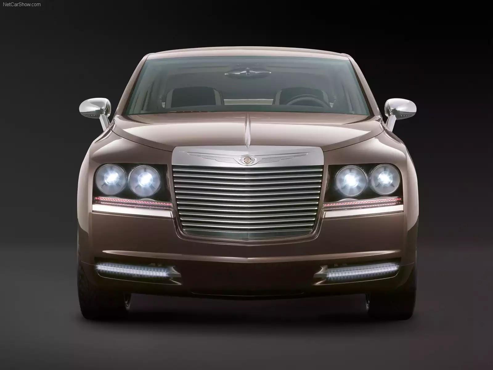 Hình ảnh xe ô tô Chrysler Imperial Concept 2006 & nội ngoại thất